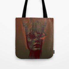 Head Tote Bag