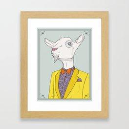 Leopold Framed Art Print