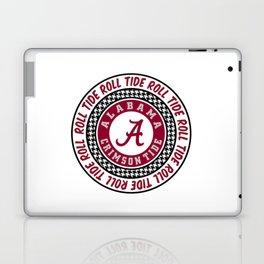 Alabama University Roll Tide Crimson Tide Laptop & iPad Skin