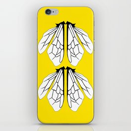Bees Wings v.1  iPhone Skin