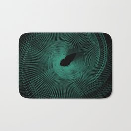 Retro Spiro Bath Mat