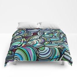 Mussel Beach Comforters