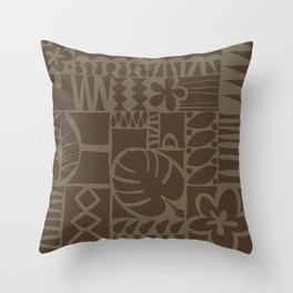 Huambo Throw Pillow