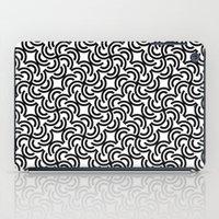 leonardo dicaprio iPad Cases featuring Leonardo by Mauricio Cosío