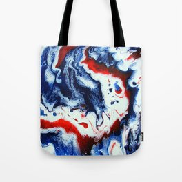 Patriotic 12.2 Tote Bag