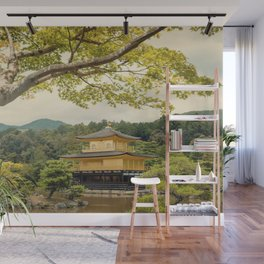 The Golden Temple (Kinkaku-ji) Wall Mural