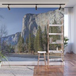 Yosemite, El Capitan Wall Mural
