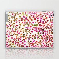 Pink Ivy Laptop & iPad Skin