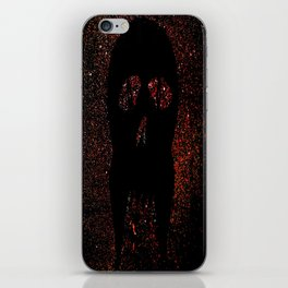 """Fangs"" Red iPhone Skin"