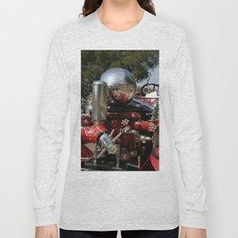 Old Fire Truck Long Sleeve T-shirt