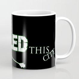 Arrow - You Have Failed This City Coffee Mug