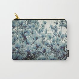 Magnolia Blues Carry-All Pouch