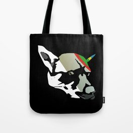 Fossil Dog Tote Bag