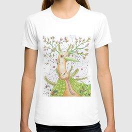 Forest's hear T-shirt