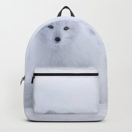 Arctic Fox (Color) Backpack