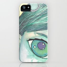 The secret of Kells iPhone Case