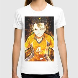 Haikyuu Nishinoya Yuu T-shirt