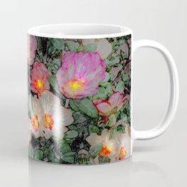Portulaca Embers Coffee Mug