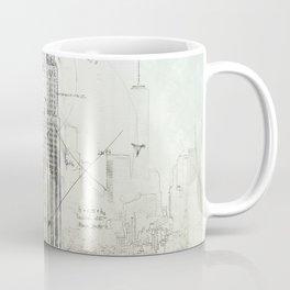 Empire State Building, New York USA Coffee Mug
