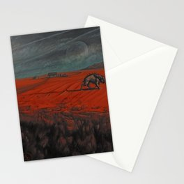 In the Borderlands Stationery Cards