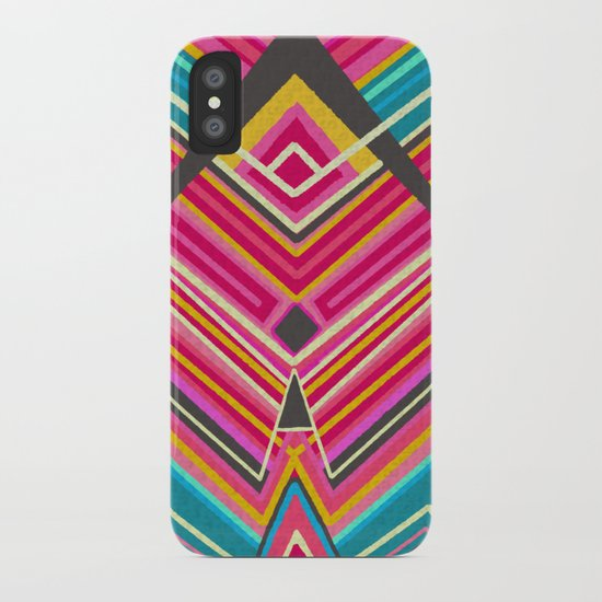 picchu pink iPhone Case