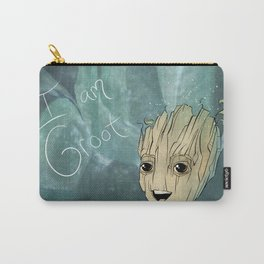 I Am Grt Carry-All Pouch