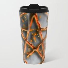 Supernatural devil's trap Travel Mug