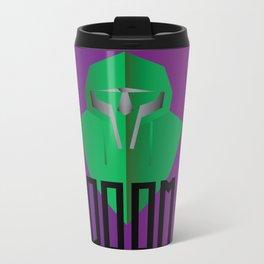 MF DOOM Metal Travel Mug