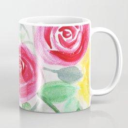 Vernon Roses Coffee Mug
