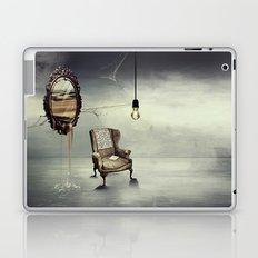 Reflection of truth Laptop & iPad Skin