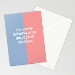 """Evyirtheng"" Stationery Cards"