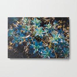 Wash of Colour Metal Print