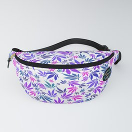 LED Purps Fanny Pack