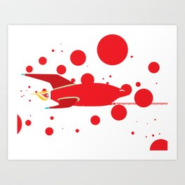 RedRokit Art Print