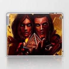 SWTOR - Sith twins selfie Laptop & iPad Skin