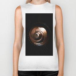 Spirals spirals Biker Tank