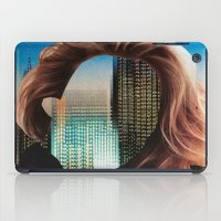 sin city iPad Cases featuring Sin City by Imogen Art