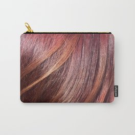 hair sunset Carry-All Pouch
