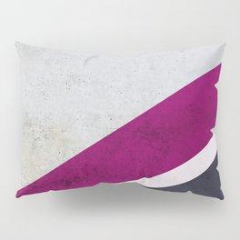 Concrete Shadows Pillow Sham