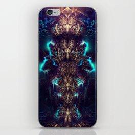 Crystal Magma iPhone Skin