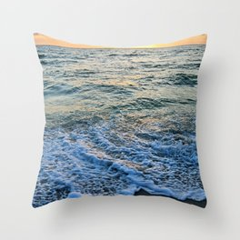 No More Missed  Opportunities Throw Pillow