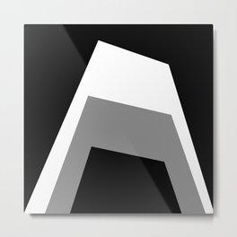 Arc of triumph Metal Print