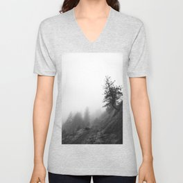 October fog Unisex V-Neck