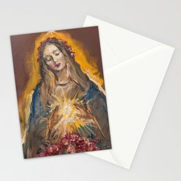 The Mystic Rose (New Edition) Stationery Cards
