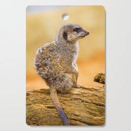 Meerkat (Color) Cutting Board