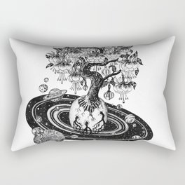 Space tree of Life Rectangular Pillow