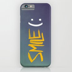 Smile (: iPhone 6s Slim Case