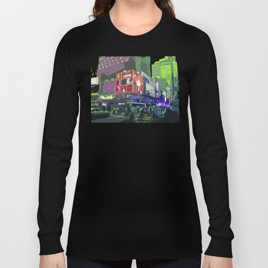 NY#10 Times Square3 Long Sleeve T-shirt