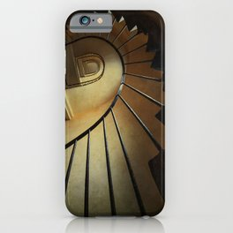 Sunny Staircase iPhone Case