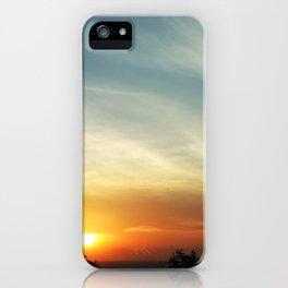 Hon Rom beach iPhone Case